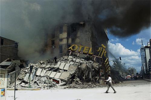101 Tragedies of Enrique Metinides    Events Calendar