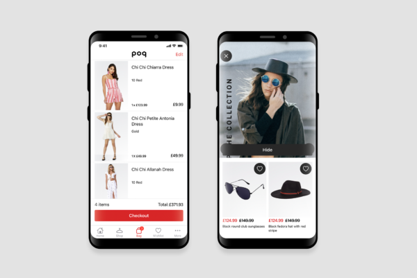 Apps provide a window into the personal lives of customers and with this abundance of data, retailers can build extremely tailored experiences and communications.