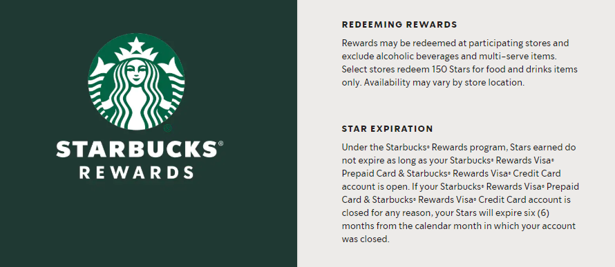 Starbucks shares a loophole with its customers to help them avoid point expiration: using the brand's prepaid card shields them from losing their Stars. It's a clever move, which helps to promote the company's own service.