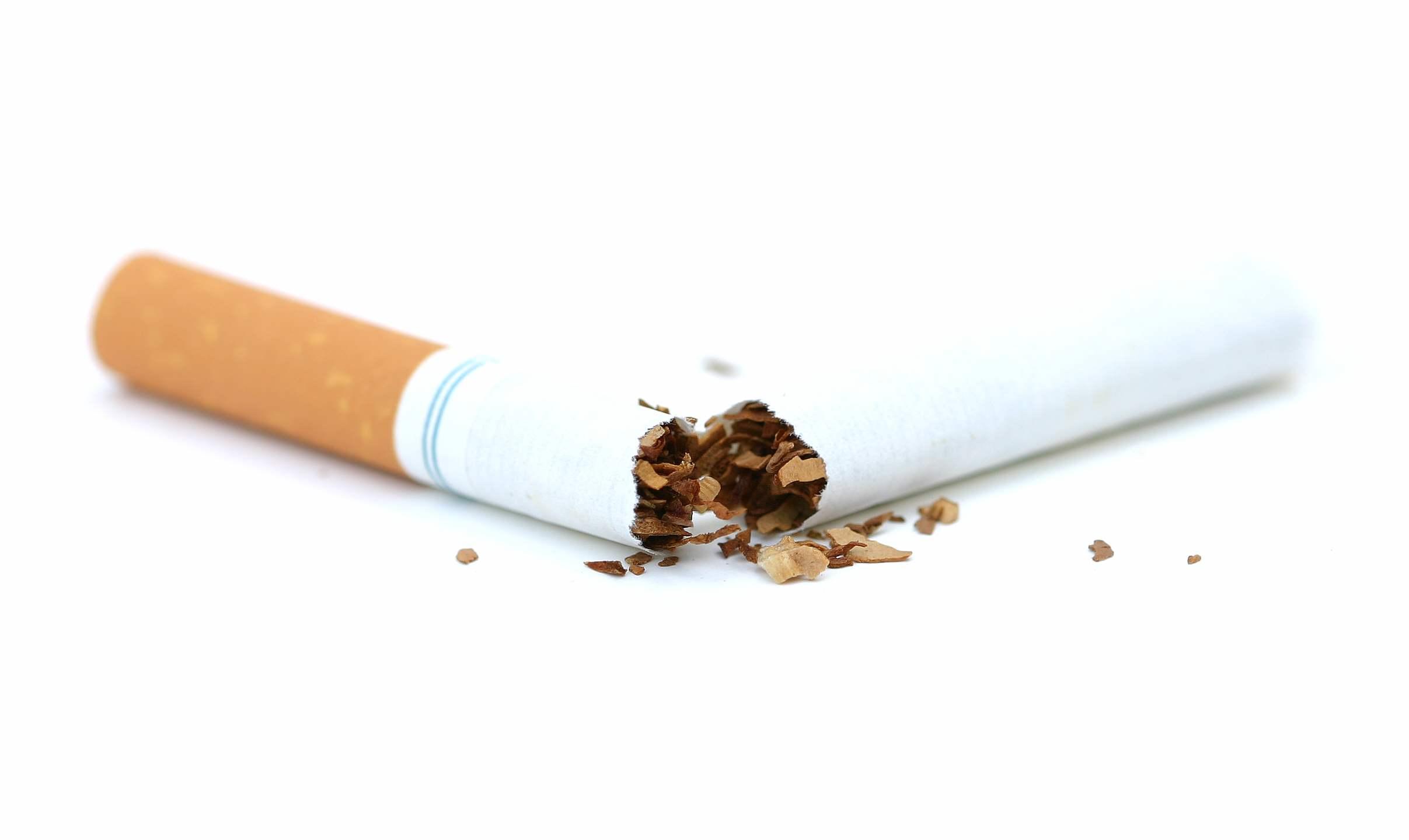 O que é melhor comer depois deixou de fumar