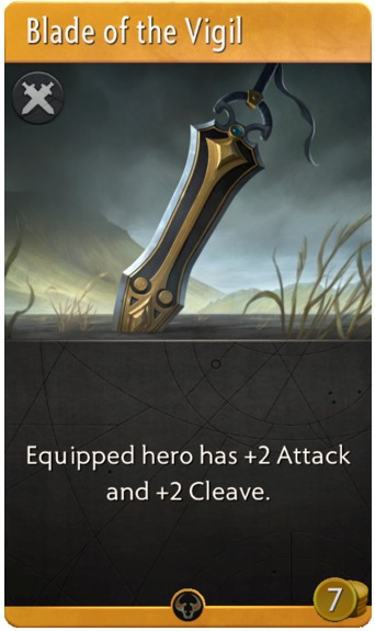 Blade of the Vigil