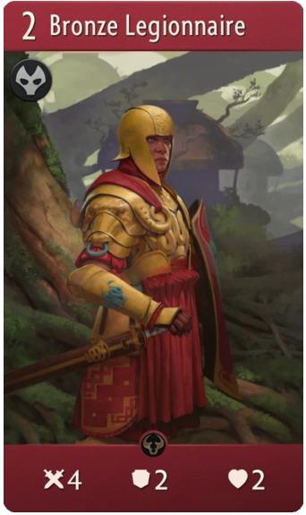 Bronze Legionnaire