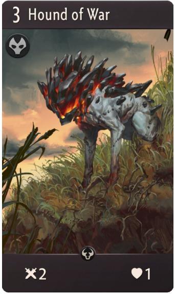 Hound of War