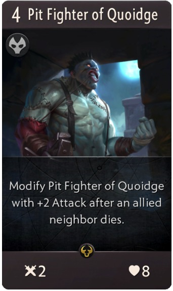 Pit Fighter of Quoidge
