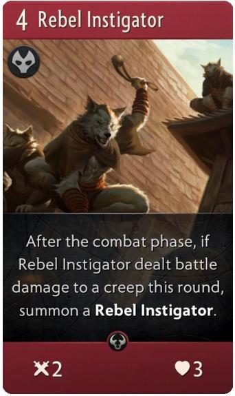 Rebel Instigator
