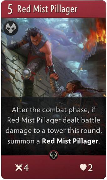 Red Mist Pillager