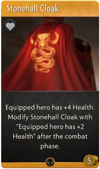 Stonehall Cloak