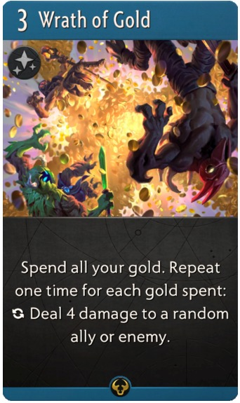 Wrath of Gold