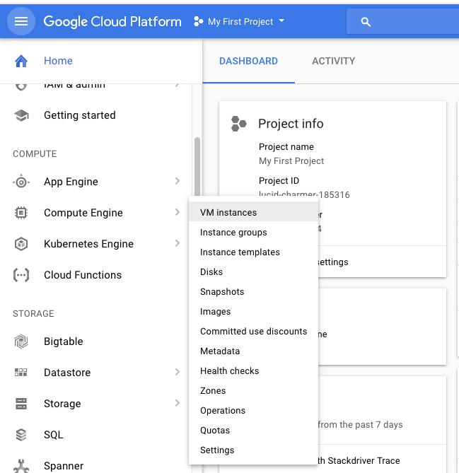Install on Google Compute — Using Driverless AI 1 2 2