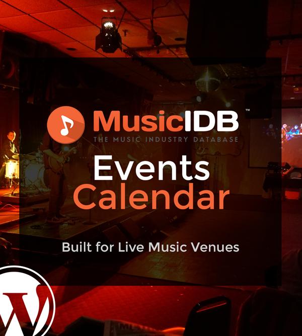 MusicIDB - The Music Industry Database