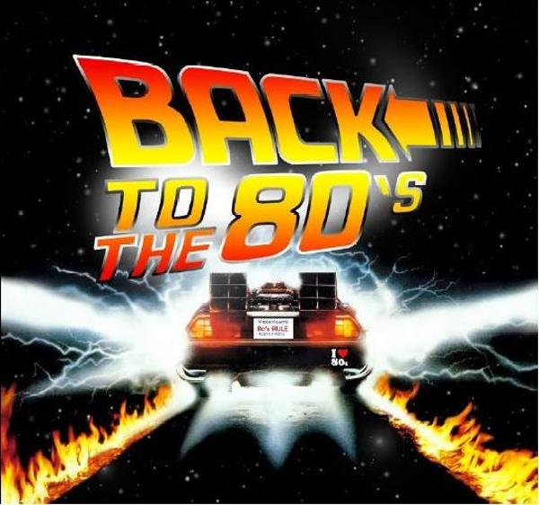 Back to the 80's Photo