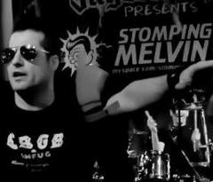 Stomping Melvin