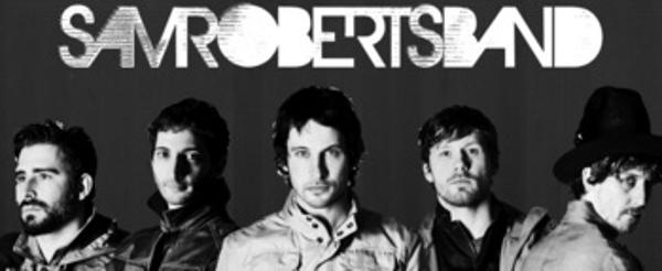 Sam Roberts Band Photo