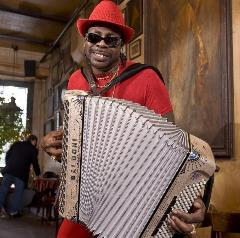 C.J. Chenier & The Red Hot Louisiana Band