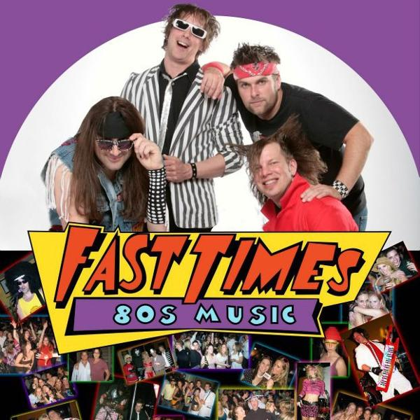 Fast Times ('80's Tribute) Photo