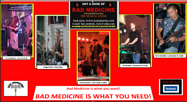 Bad Medicine Photo