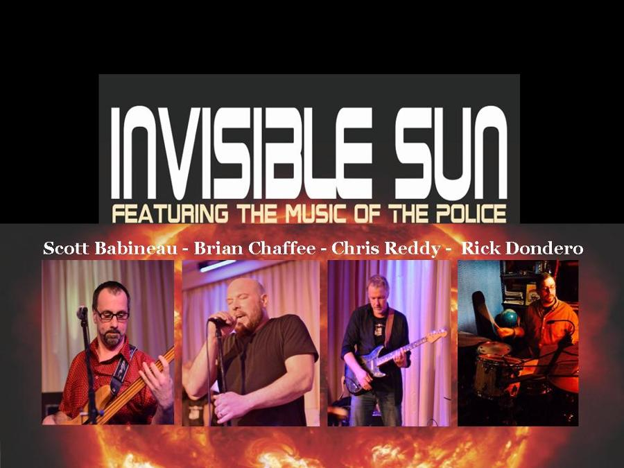 Invisible Sun - Music of The Police