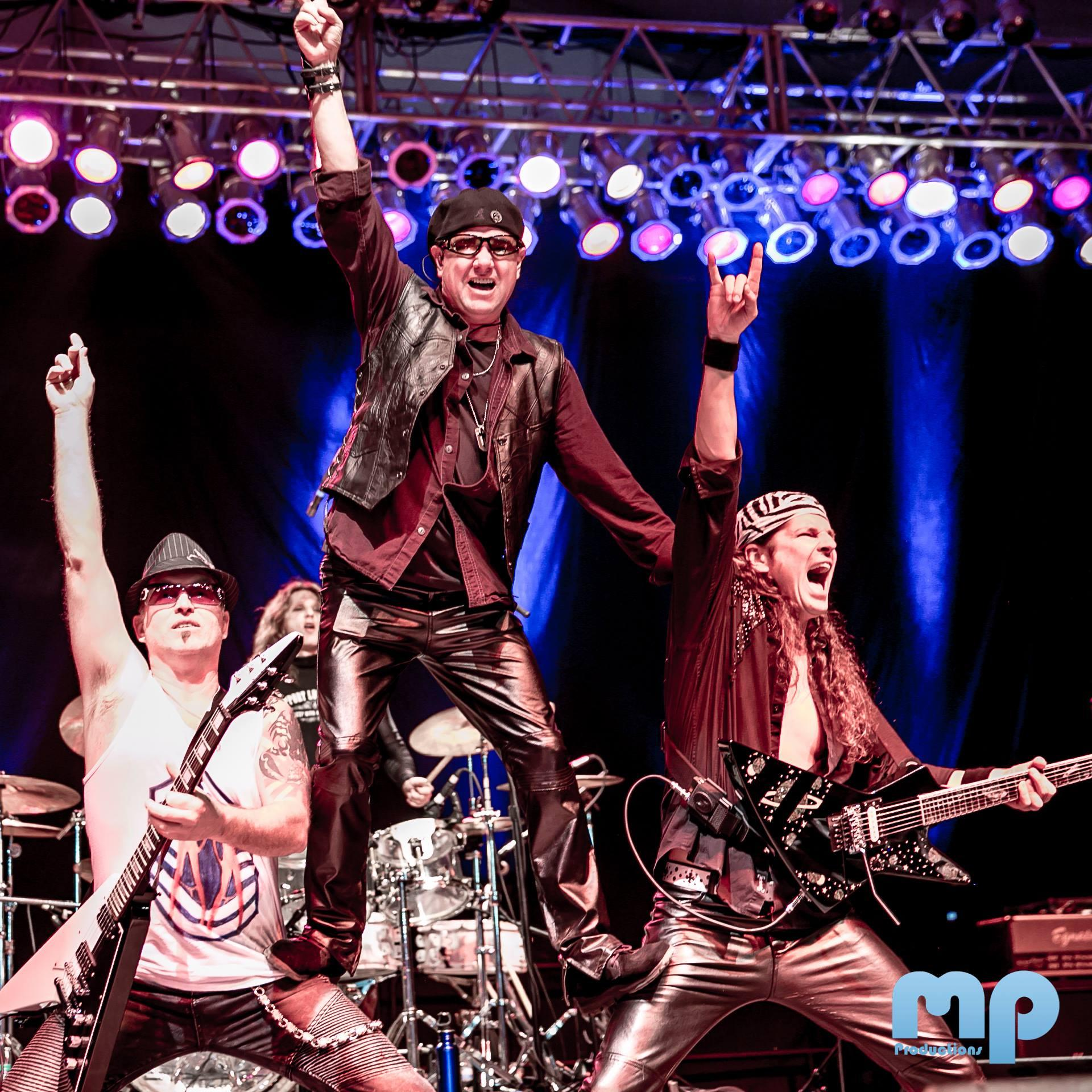 Blackout (The Scorpions Tribute Band)- MusicIDB com - The