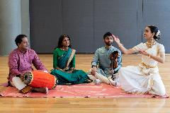 Yamini Kalluri & the Carnatic Ensemble