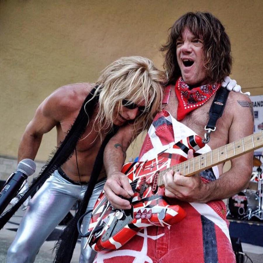 Completly Unchained - Van Halen Tribute Band
