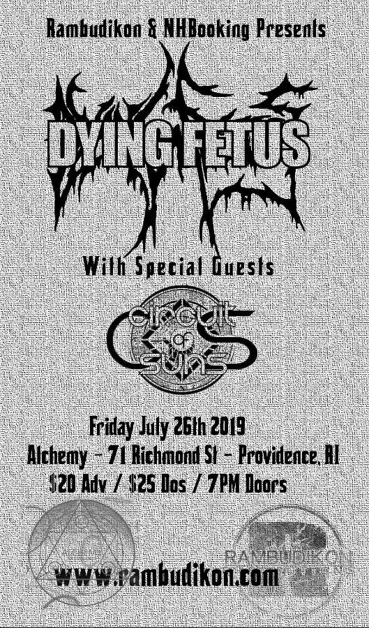 Dying Fetus   Circuit of Suns