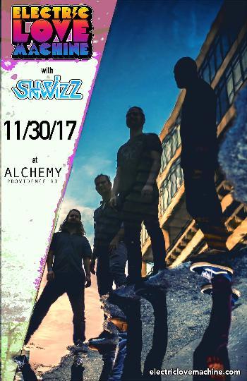 Electric Love Machine | Shwizz