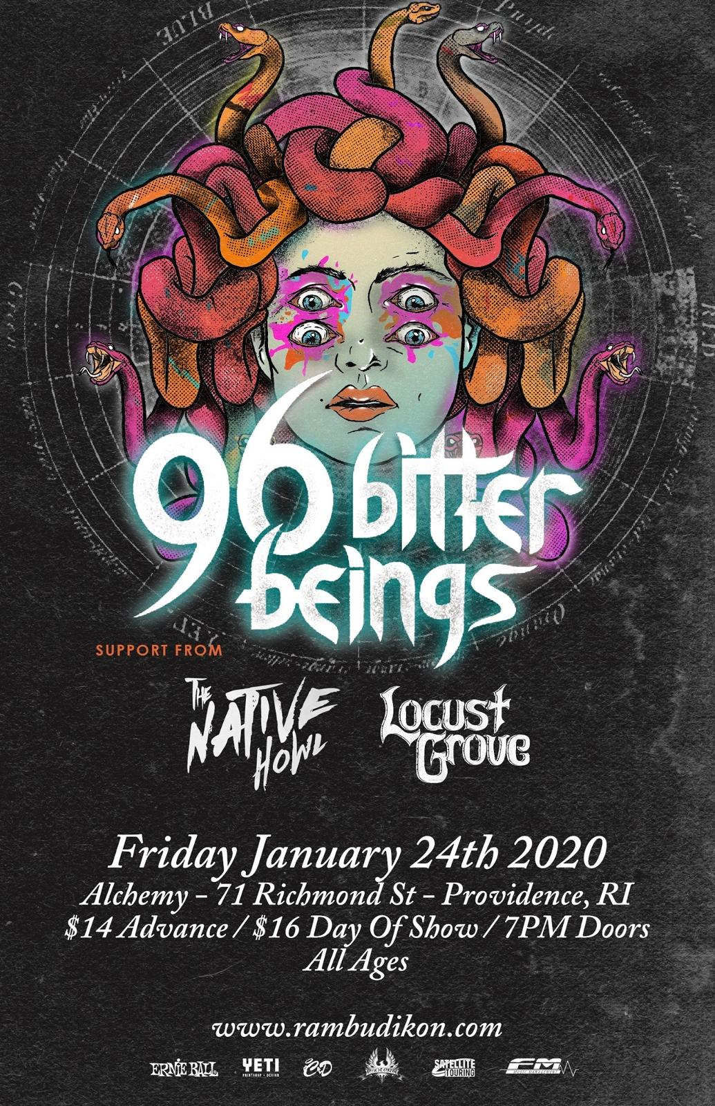 96 Bitter Beings | The Native Howl | Locust Grove