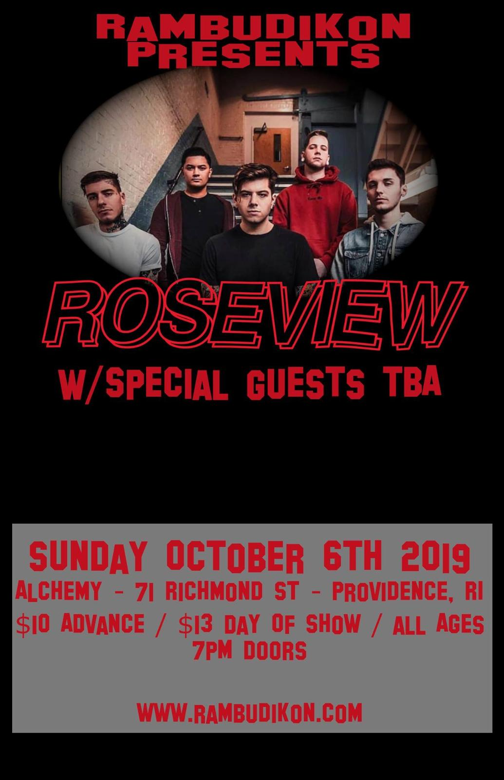 Roseview   I Among You