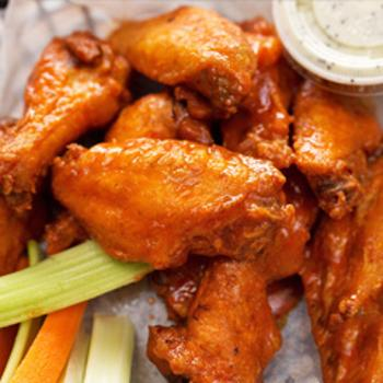 Wings Wednesday! 10-cent wings!