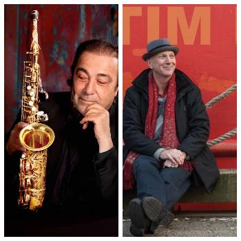 Scullers Living Room Live Presents Saxophonist Greg Abate and PIanist Tim Ray