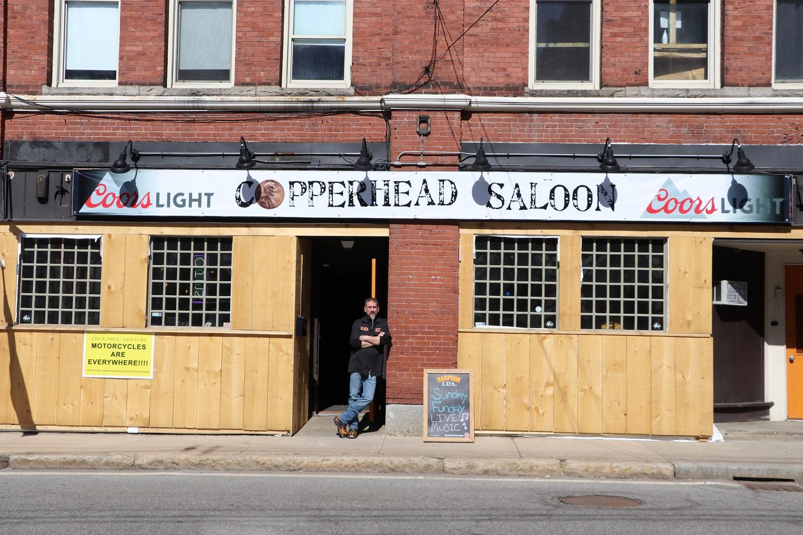 Copperhead Saloon