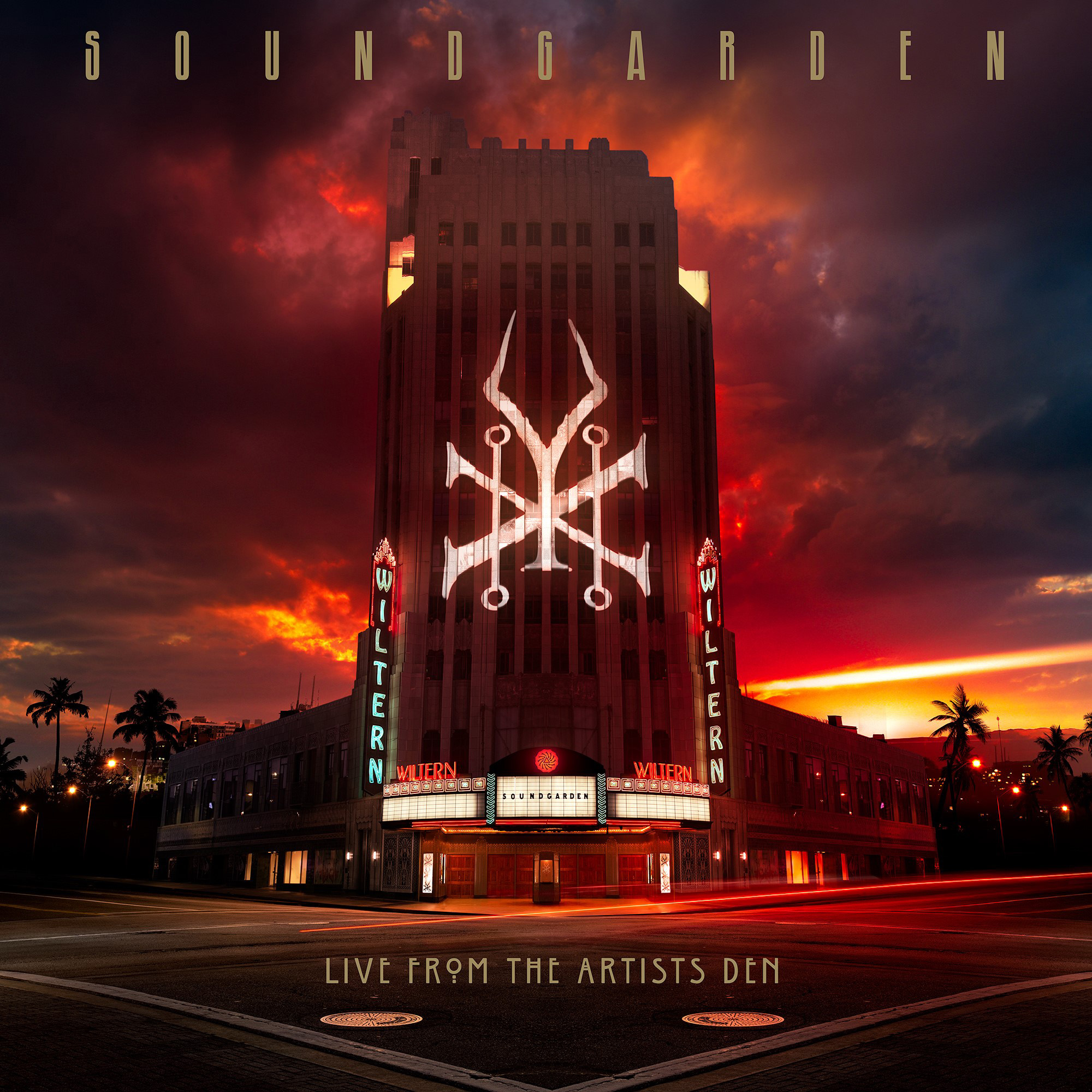soundgarden live from the artists den