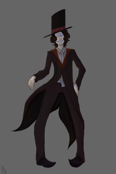 Full Body Full-colored Character art