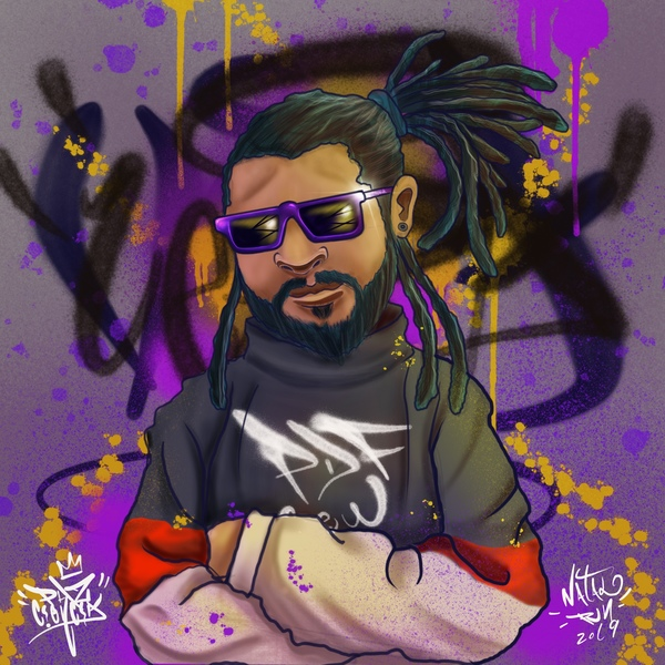 You as a Graffiti Artist