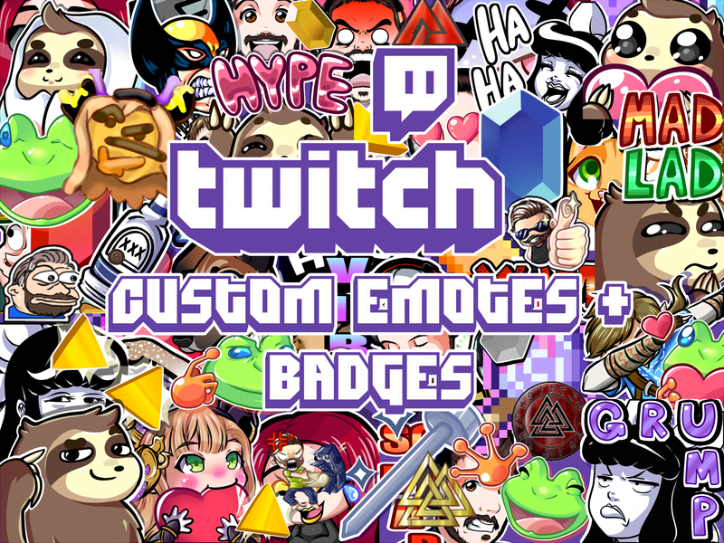 Emotes+Badges