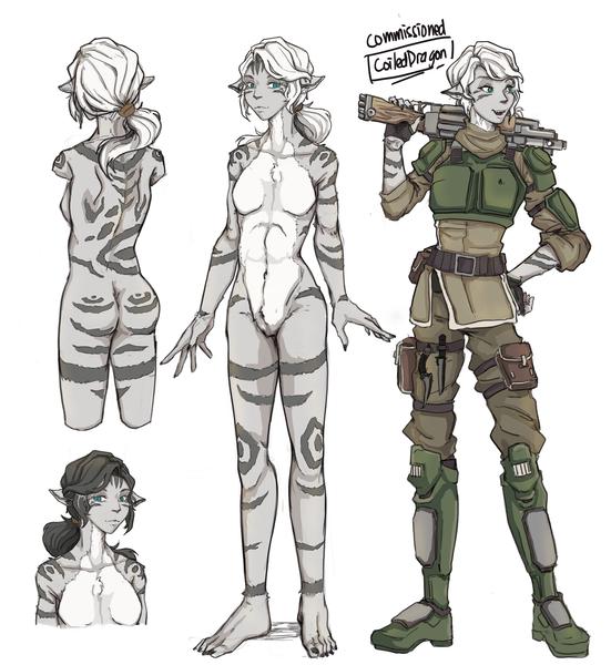 Character designs - appsheet