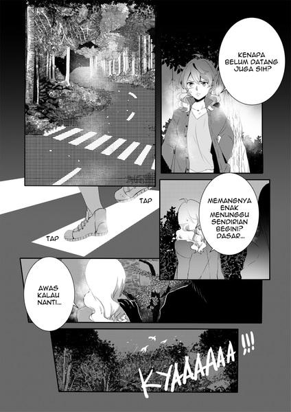 Full page manga
