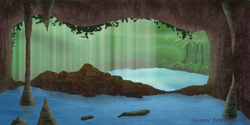 Background / Environment painting