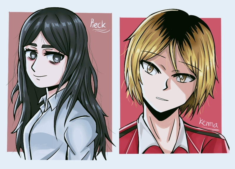 Anime Headshot