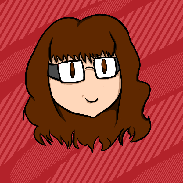 Colored Headshot with simple background