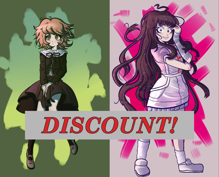DISCOUNT - Headshot, Half & Full Body!