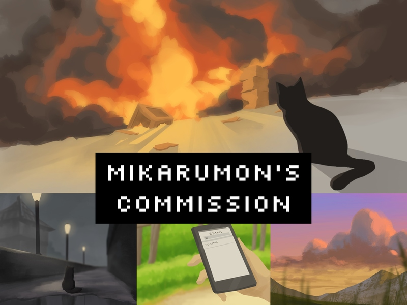 Background Art/Cover Illustration