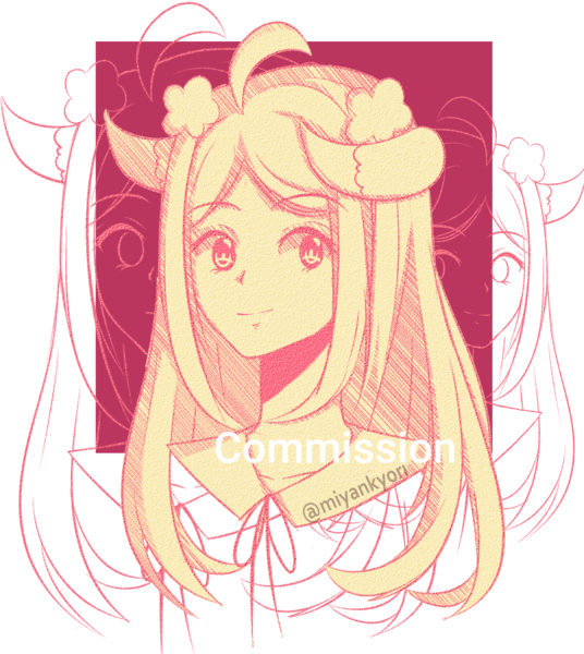 Palette Sketch Headshot