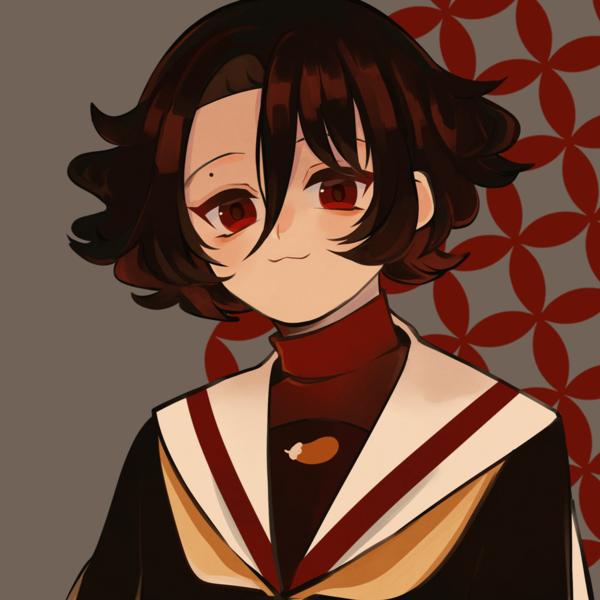Digital Painted Character