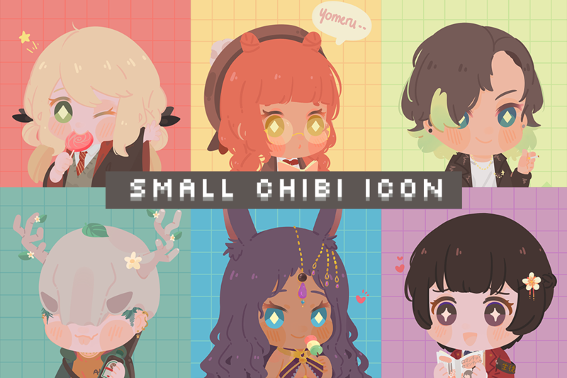 Small Chibi Icon