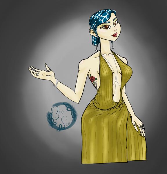 Original Character Art - Half or Full