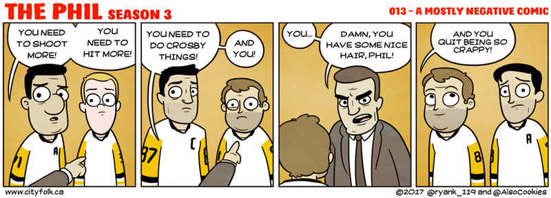 Webcomic Strip - simple