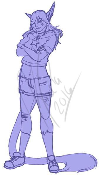 Sketch Full-Body