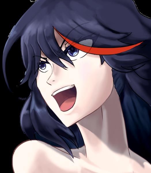 Manga Anime Characters Illustration head