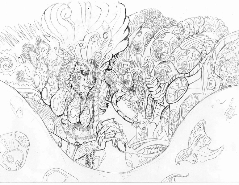 Need for a Complex penciling?